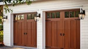 Wood Garage Doors Thornhill